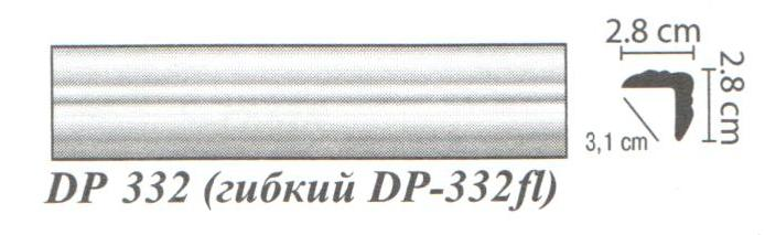 молдинг DP 332 (Decomaster)